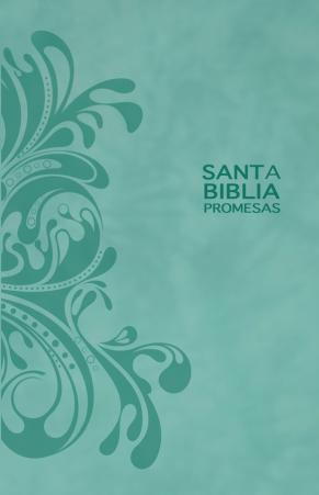 Biblia De Promesas/NTV/Piel Especial/Agu