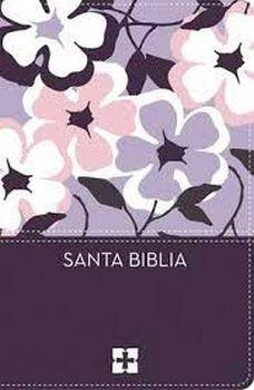 Biblia Ultrafina Compacta Flores