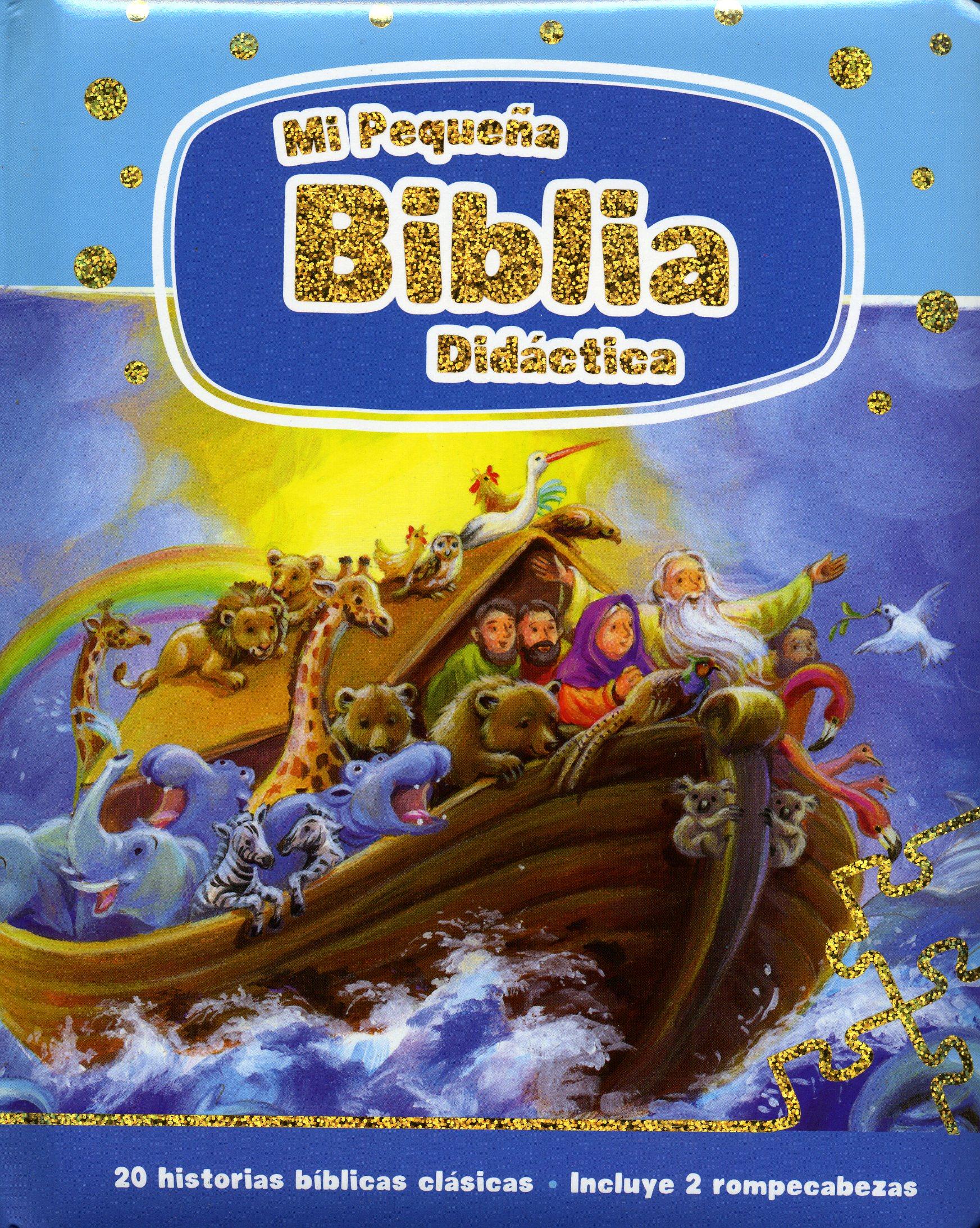 Mi Pequeña Biblia Didáctica
