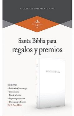 Santa Biblia RVR 1960 para Regalos y Premios