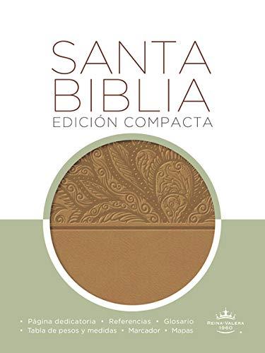 Biblia Compacta Imitación Piel Topacio
