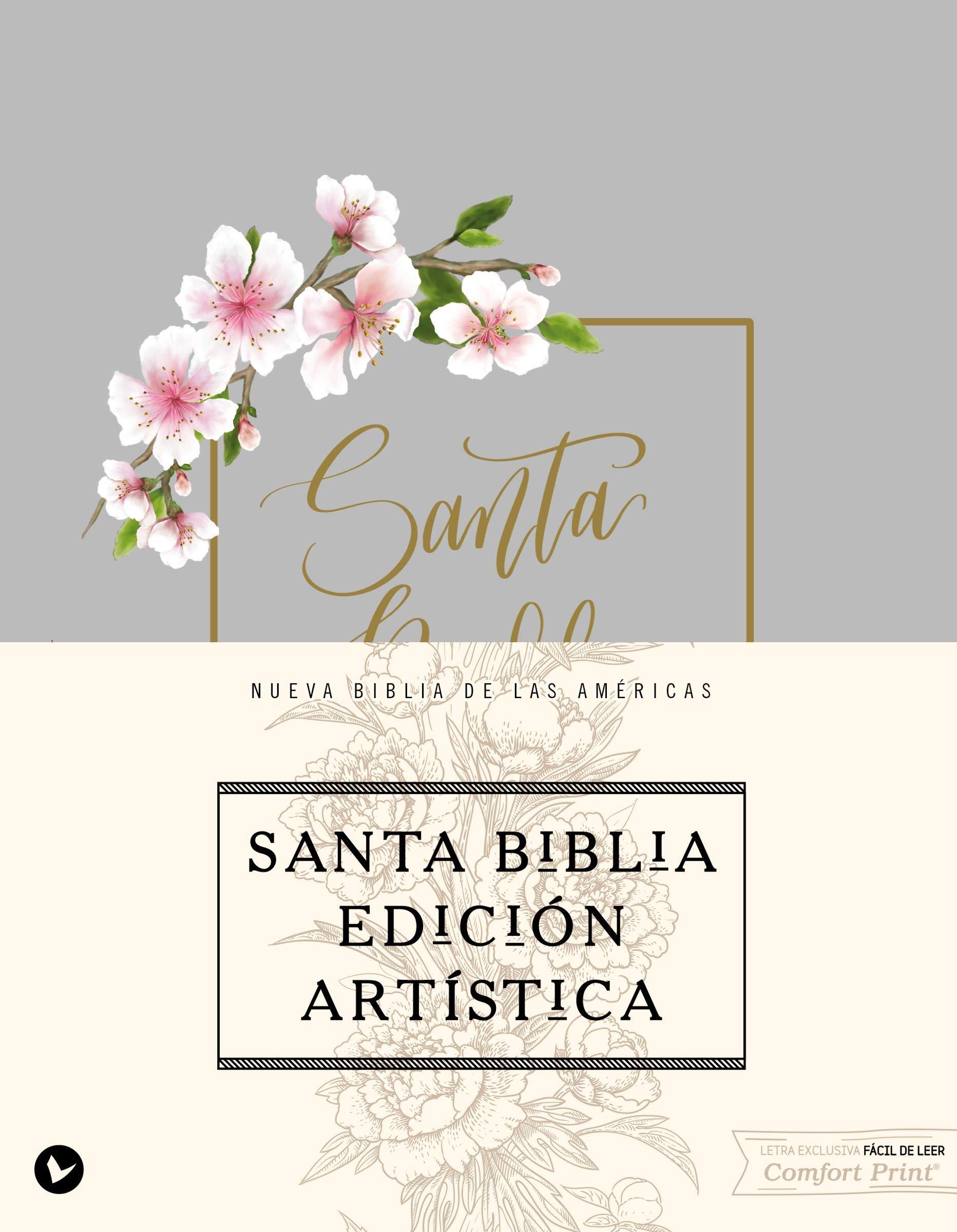 Santa Biblia NBLA Edición Artística