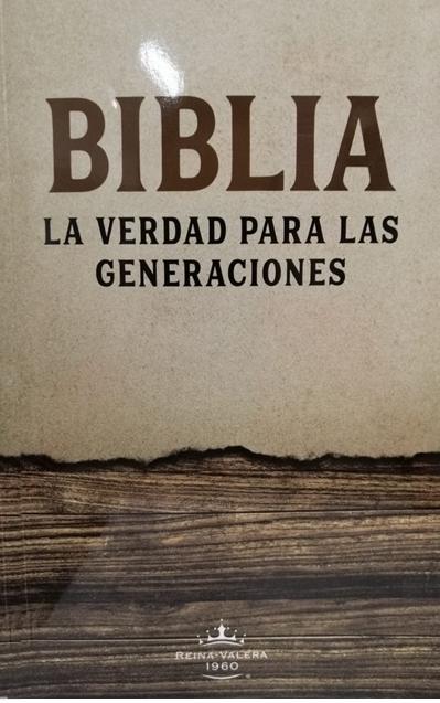Biblia RVR60 Madera