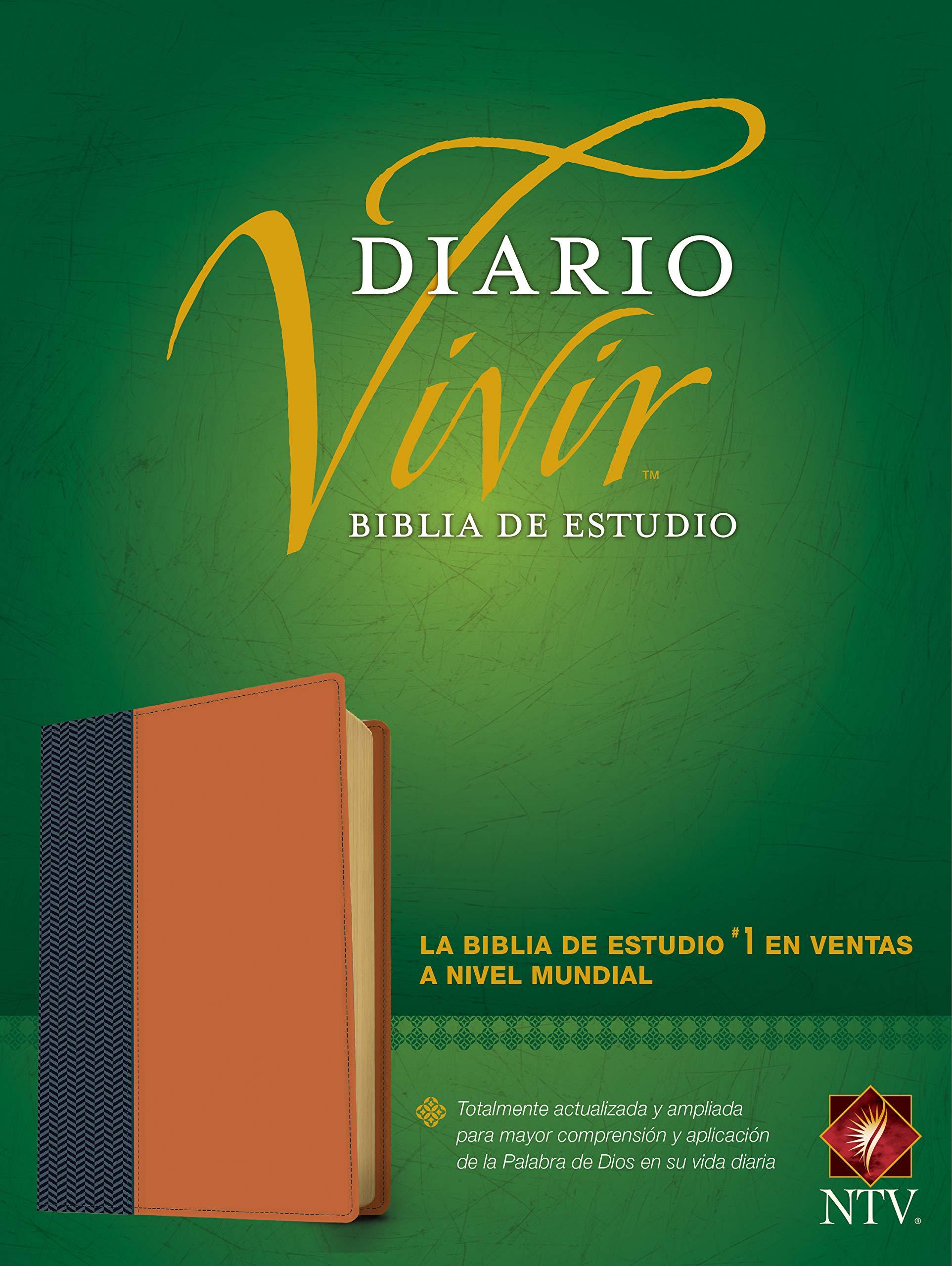 Biblia de Estudio del Diario Vivir NTV