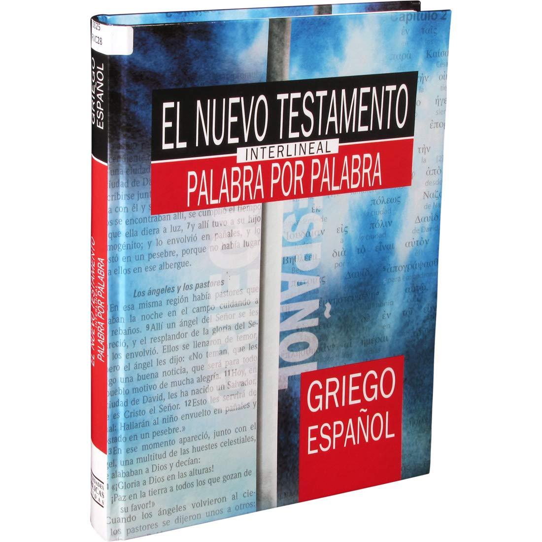 Nuevo Testamento Interlineal Palabra