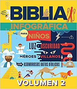Biblia Infográfica Para Niños 2