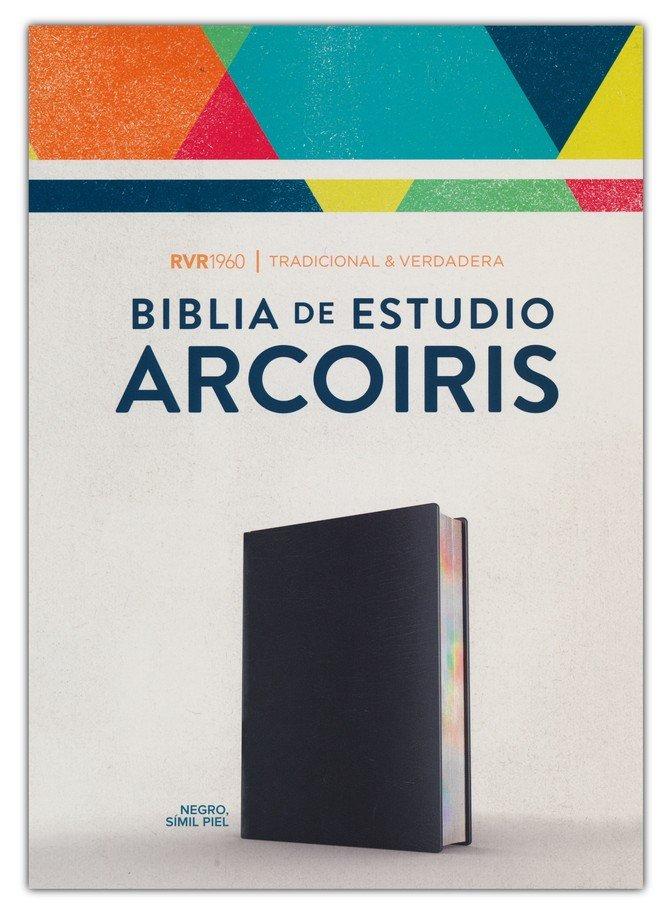 Biblia de Estudio Arcoiris N RVR60