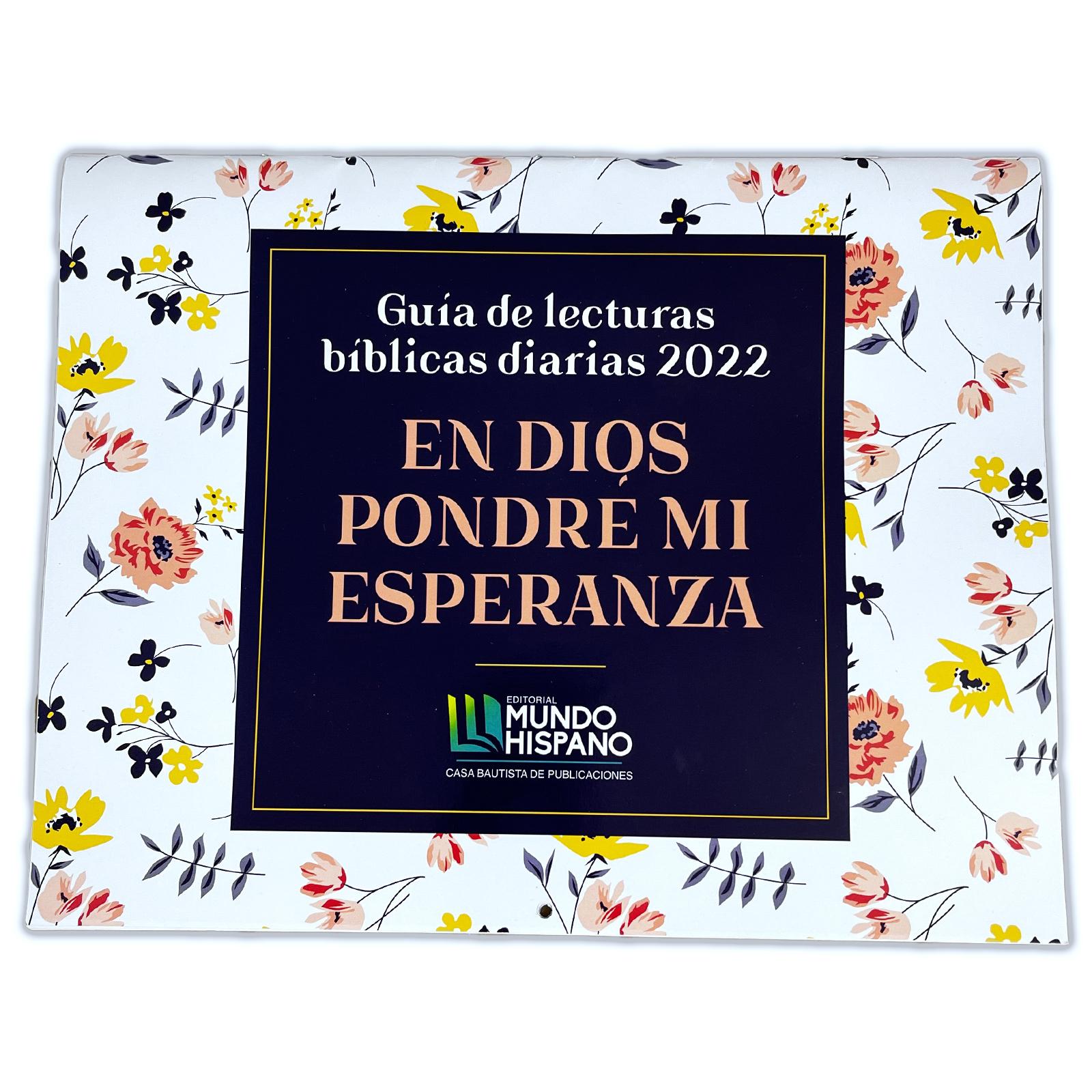 Guía Lecturas Bíblicas Vintage 2022