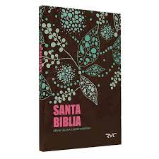 Biblia RVC60M Neon Misionera