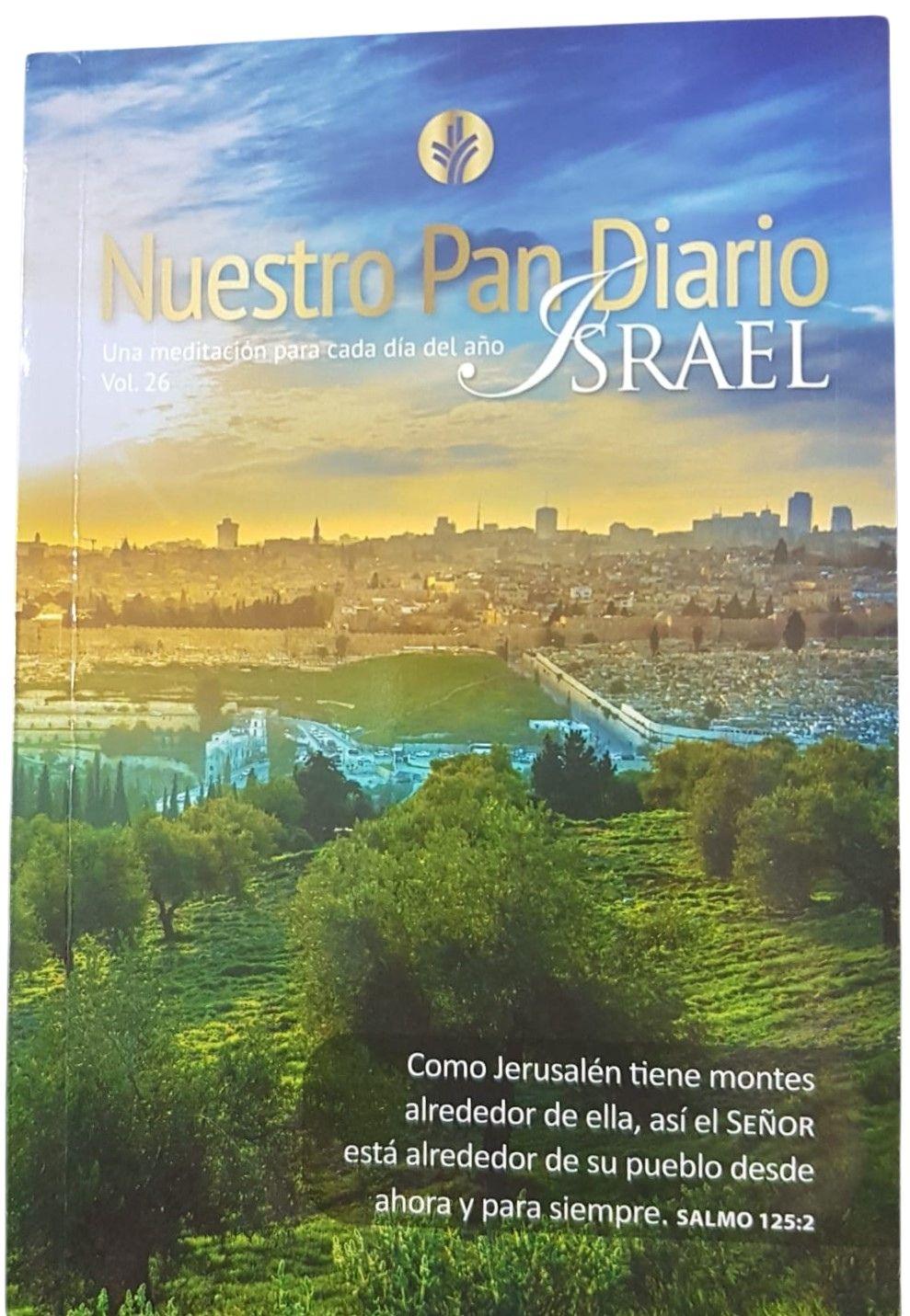 Nuestro Pan Diario Vol 26 Israel