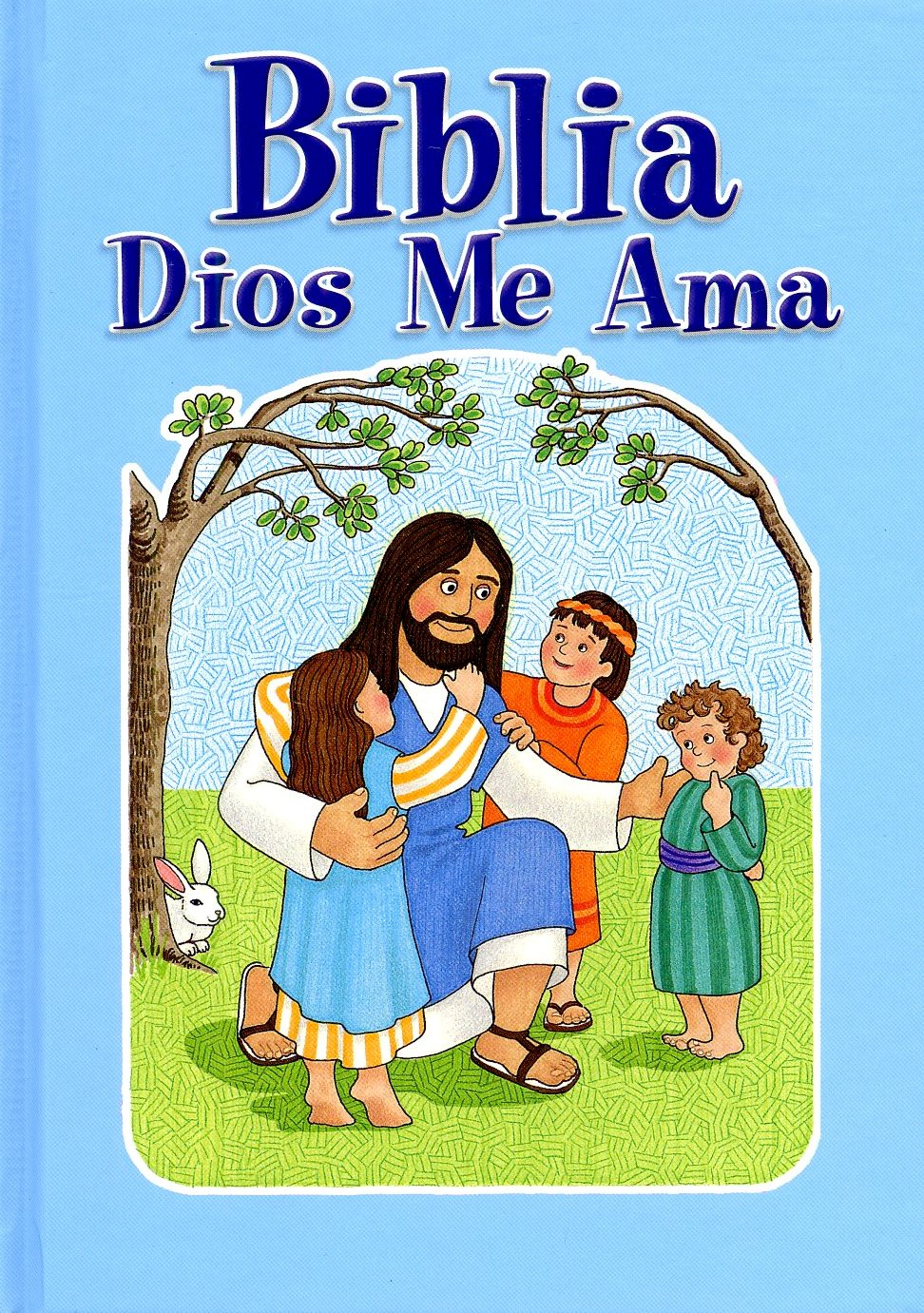 Biblia Dios Me Ama/Azul