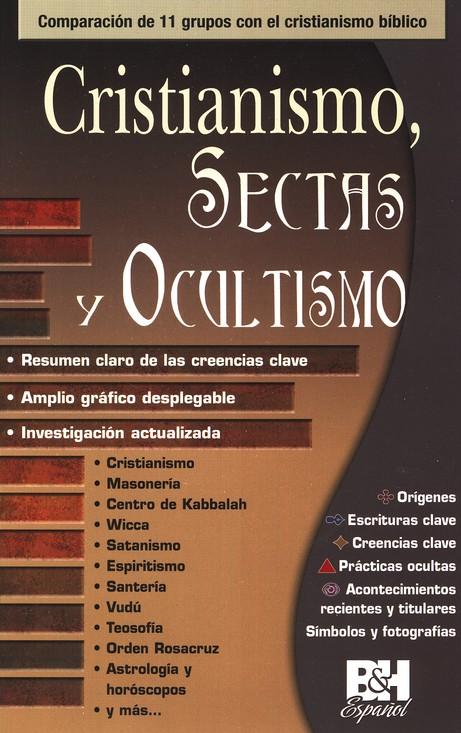 Cristianismo/Sectas Y Ocultismo/Folleto/