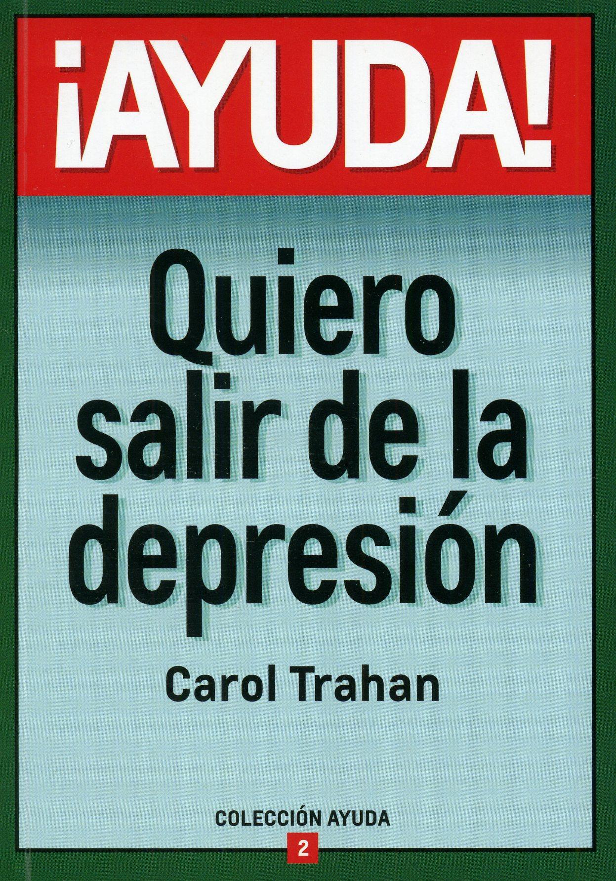 ¡Ayuda! Quiero salir de la depresión