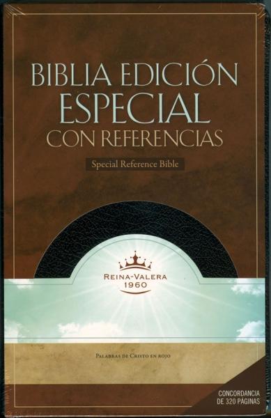 Biblia RVR Edición especial con Referencias