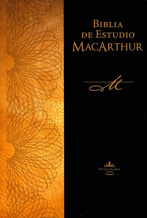 Biblia RVR de Estudio MacArthur
