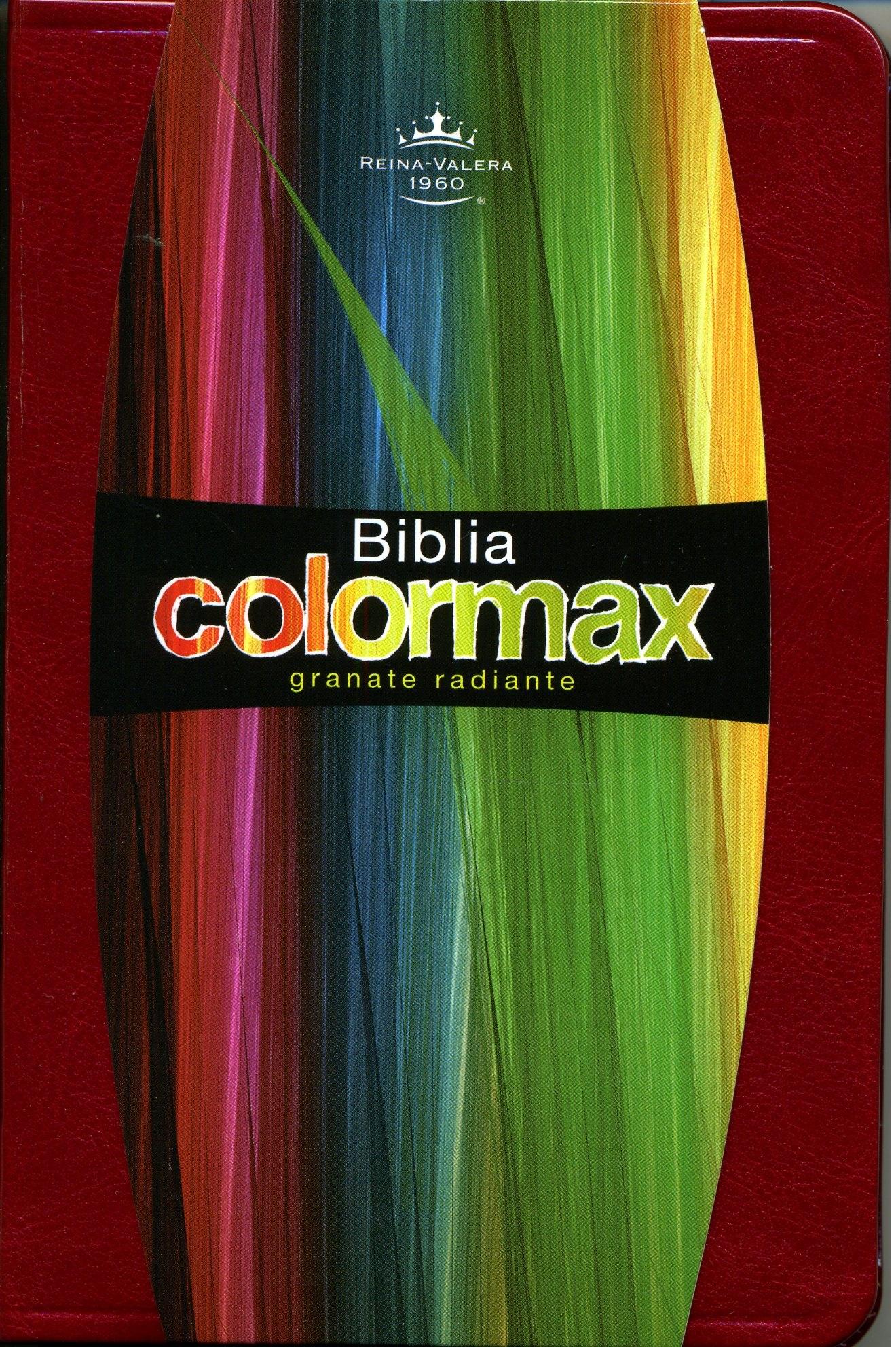 Biblia/RVR/Colormax/Roja