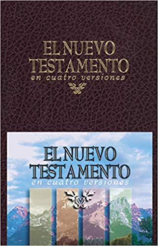 Nuevo Testamento Cuatro Versiones TD